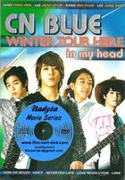 CNBLUE Winter Tour Here In My Head DVD