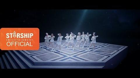 Performance MV 우주소녀 (WJSN) - La La Love