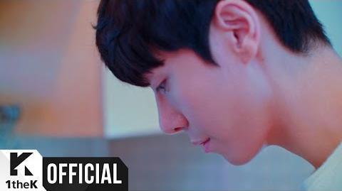 MV Baek Ji Woong(백지웅) Gazed at(바라보던)