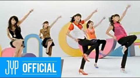 """Wonder Girls """"Tell Me"""" M V"""