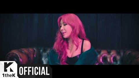 MV Cosmic Girl(코스믹걸) Don't You Worry 'bout Me (Feat
