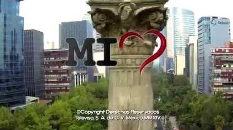 """""""Mi corazón es tuyo"""" Kaay y Axel Tema principal de la TN (VIDEO TEMA OFICIAL)"""