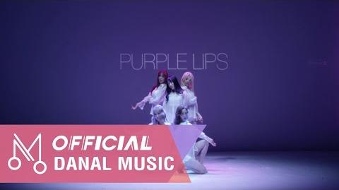 "MV 도로시(Dorothy) ""A Day M"" - Purple Lips"