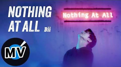 畢書盡 Bii - Nothing At All
