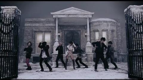 AAA 「Miss you」MV short ver.