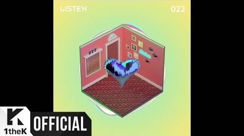 MV MINSEO(민서) Weird You(이상한 애) (LISTEN 022)
