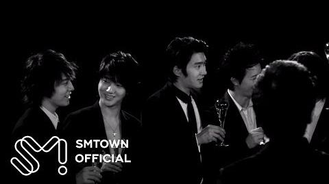 SUPER JUNIOR 슈퍼주니어 'Sorry, Sorry - Answer' MV