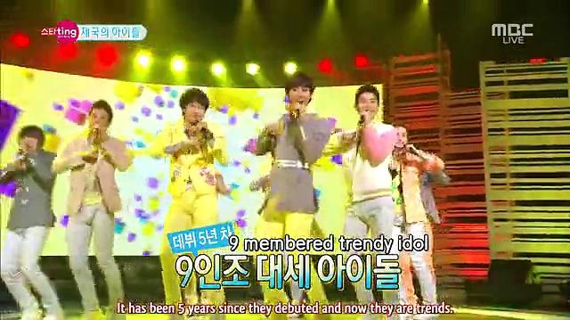 ENGSUB ZE A - Star ting at Camping site @ Section TV