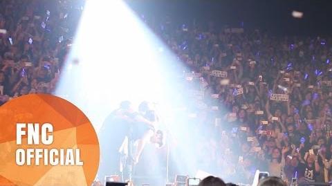CNBLUE COME TOGETHER TOUR M V 신데렐라(Cinderella)