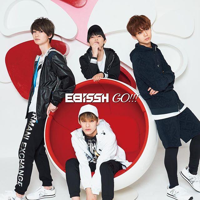 EBISSH - GO!!!-CD