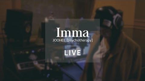 Live 주희 (JOOHEE) - 'Imma' Live Clip