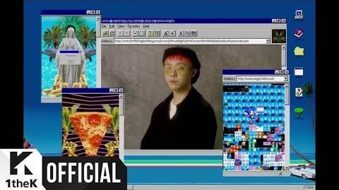 MV GIRIBOY(기리보이) Whyyoumad (내가너를사랑하지않는다는것은망할너의친구들의아이디어같아 (Prod. By Coa White) (Feat