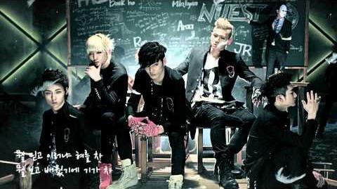 """NU'EST """"FACE"""" MV (Korean text ver"""
