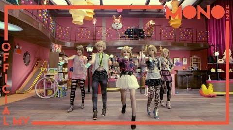 Blink Blink - Candy Mafia Official MV-0