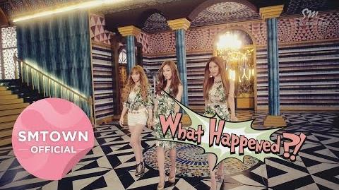Girls' Generation TTS - Holler