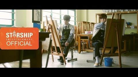 MV 보이프렌드(BOYFRIEND) - 여우비(Sunshower)