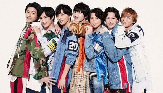 Kis-my-ft2 - Yummy