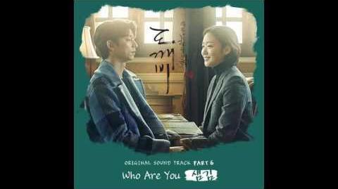 도깨비 OST Part 6 샘김 (Sam Kim) - Who Are You (Official Audio)