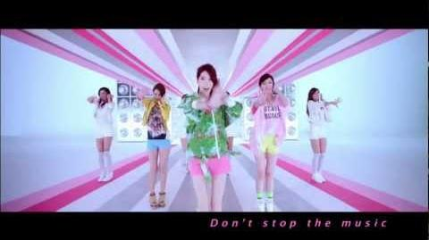 Dream Girls - Don't Stop the Music (Dance Version)