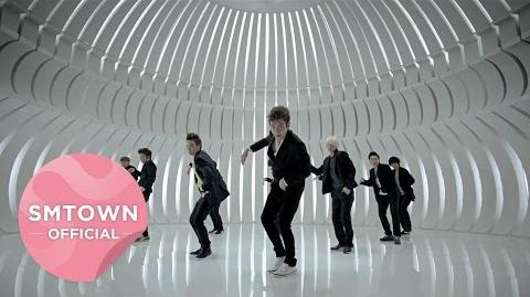 Super Junior - Mr
