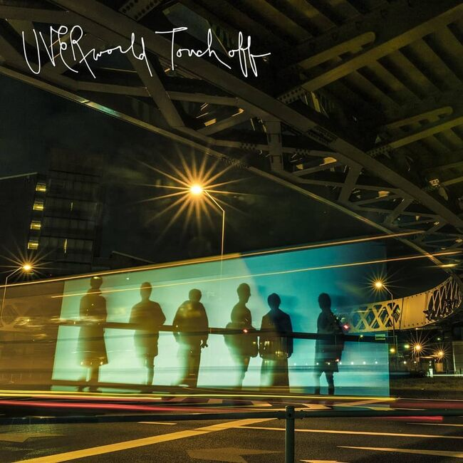 UVERworld - Touch off-CD