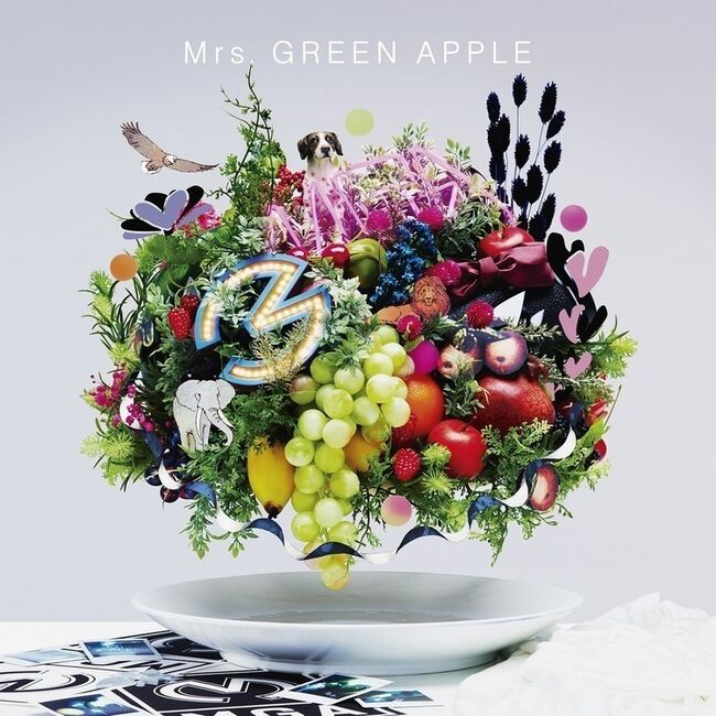 Mrs. GREEN APPLE - 5