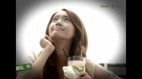 (Sep 1, 2010) SNSD Yoona - Innisfree Day Official MV BTS