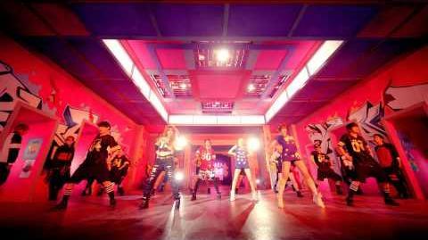 """T-ARA N4 """"전원일기"""" Dance Ver"""