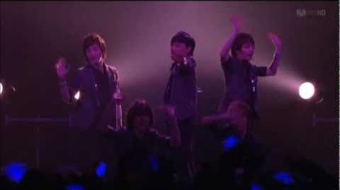 SM☆SH TOUR 2011 The First TOUMEIHAN 5-14 Movin'on