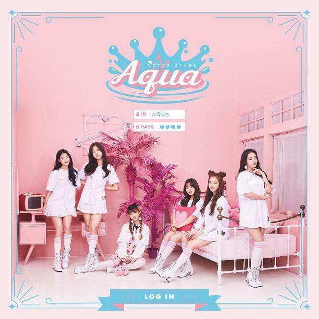 Aqua - Single LONG IN