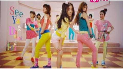 ♔T-ara, SeeYa & Davichi - Woman's Generation