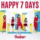 9nine - HAPPY 7 DAYS lim A