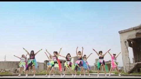 Cheeky Parade 「無限大少女∀」(OUTSIDE Ver