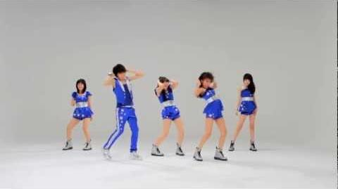 Dream5 Wake Me Up! (Dance Video)-0