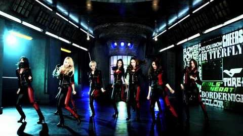 Girls' Generation - Flower Power (Dance Version)