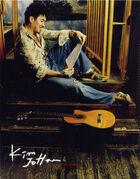 Kim Jo Han-me, myself, my music