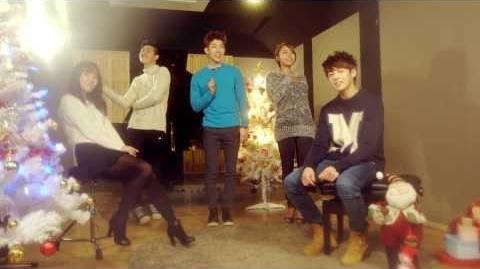 Jo Kwon, Lim Jeong Hee, Joo Hee, Rap Monster, Jung Kook - Perfect Christmas