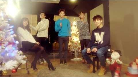 Jo Kwon, Lim Jeong Hee, Joo Hee, Rap Monster, Jung Kook - Perfect Christmas