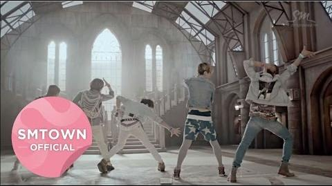 SHINee - Sherlock (Only Dance Ver)