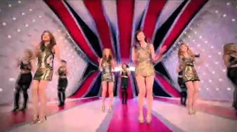 """2012 08 22 일본 첫 정규 앨범 출시!! LOVE IS MOVE JP ver from """"WELCOME to SECRET TIME""""-0"""
