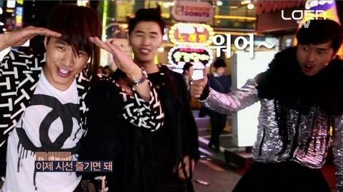 RUN TO YOU 개콘전국구(Gag Concert Jun Guk Gu) Fashion City(패션 시티) ENG SUB