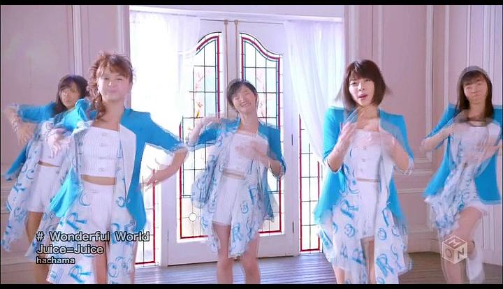 JuiceJuice - Wonderful World - Pv Complete