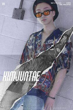Jun Tae -Nike