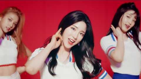 "LABOUM(라붐)- ""Hwi hwi(휘휘)"" Performance ver"