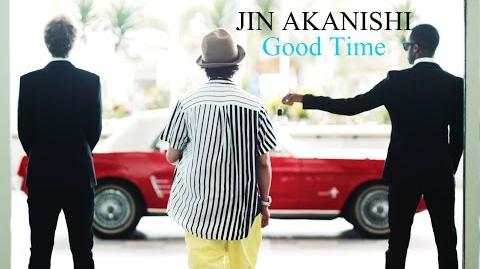 Jin Akanishi 赤西仁 - GOOD TIME (Official Video)