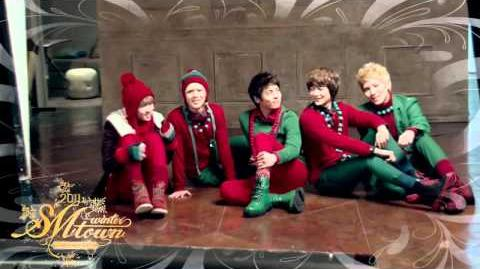 2011 SMTOWN Santa U Are The One Music Video-0