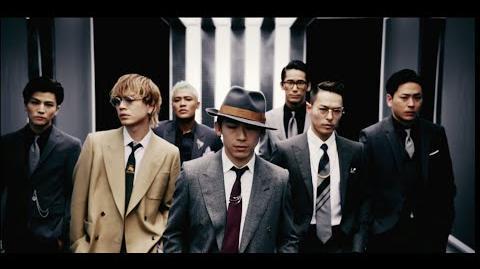 三代目 J SOUL BROTHERS from EXILE TRIBE Yes we are