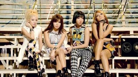 2NE1 - FALLING IN LOVE M V-3
