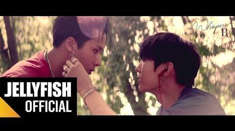 빅스LR(VIXX LR) - 'Whisper' Official M V