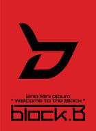 Block-b-welcome-to-the-block-2nd-mini-album2011